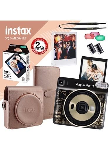Fujifilm instax SQ 6 Taylor Swift Fotoğraf Makinesi ve Mega Hediye Seti Renkli